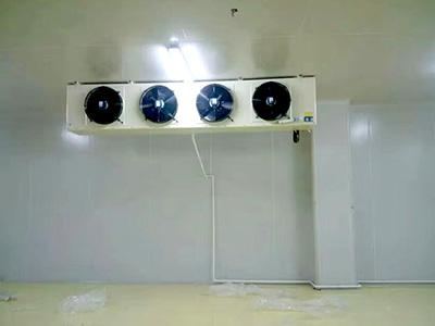 达卓制冷浅谈风幕机在冷库工程中的作用