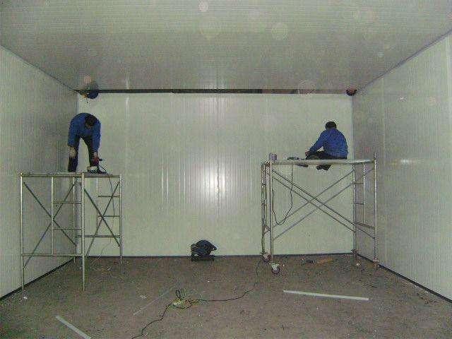 如何选择重庆冷库安装公司?冷库组成的五部分?