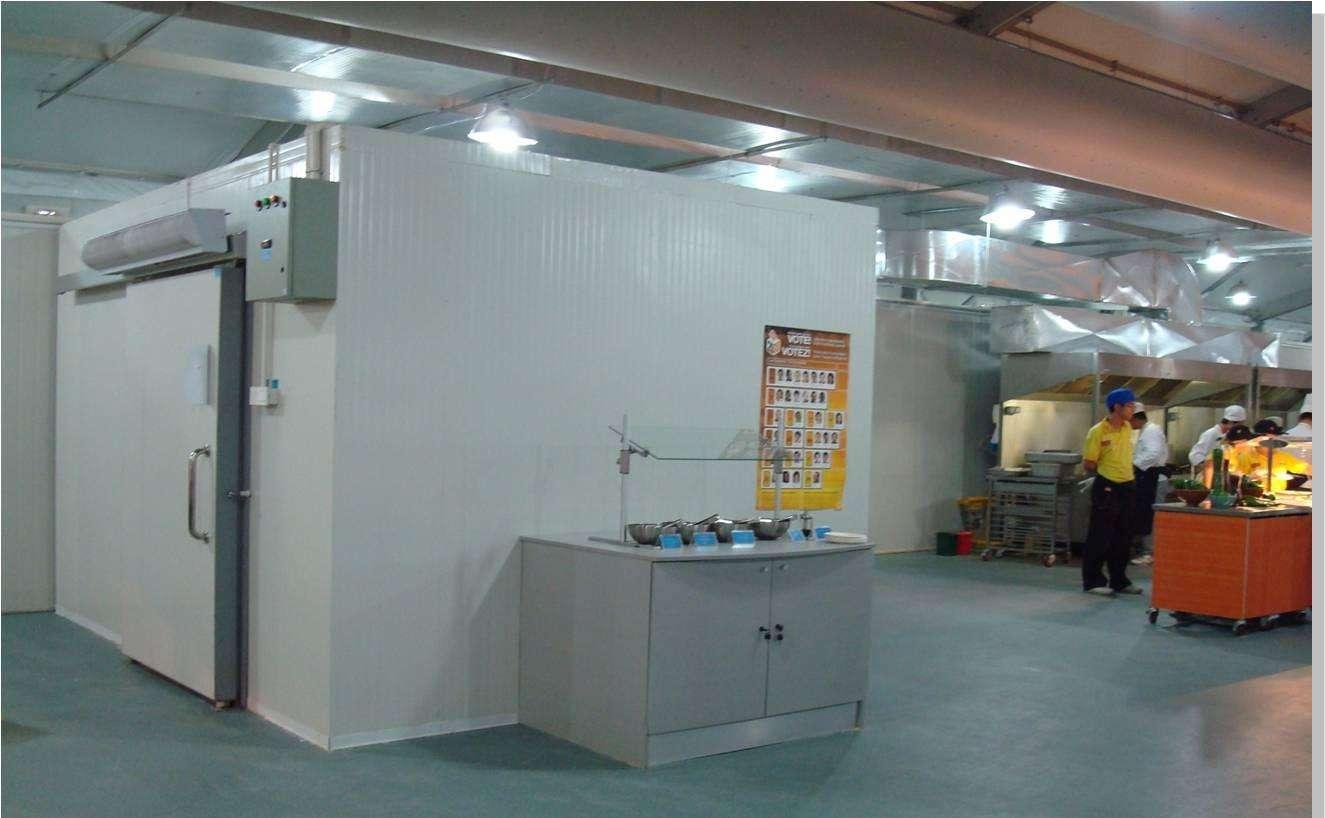 冷库过程中应注意哪些问题?安装防潮材料有哪些?