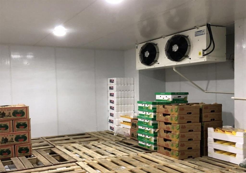 保鲜冷库使用的设备优点是什么?组成保鲜冷库的部分?