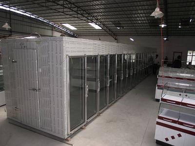 建造一个10吨左右的蔬菜冷库要花多少钱?